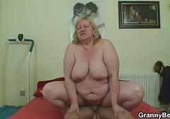 Az idős szexvideók eljárást végző nővér